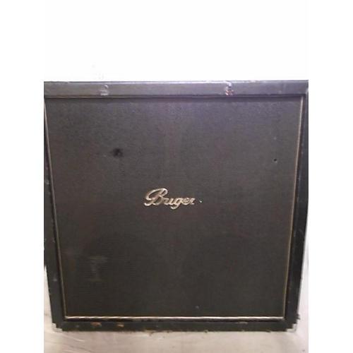 Bugera 2017 412H-BK 200W 4x12 Guitar Cabinet