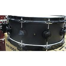 DW 2017 5.5X14 Collector's Series Cast Aluminum Drum