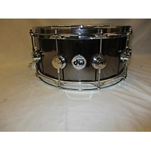 DW 2017 6.5X14 Collector's Series Metal Snare Drum