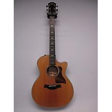 Taylor 2017 614CE Acoustic Electric Guitar