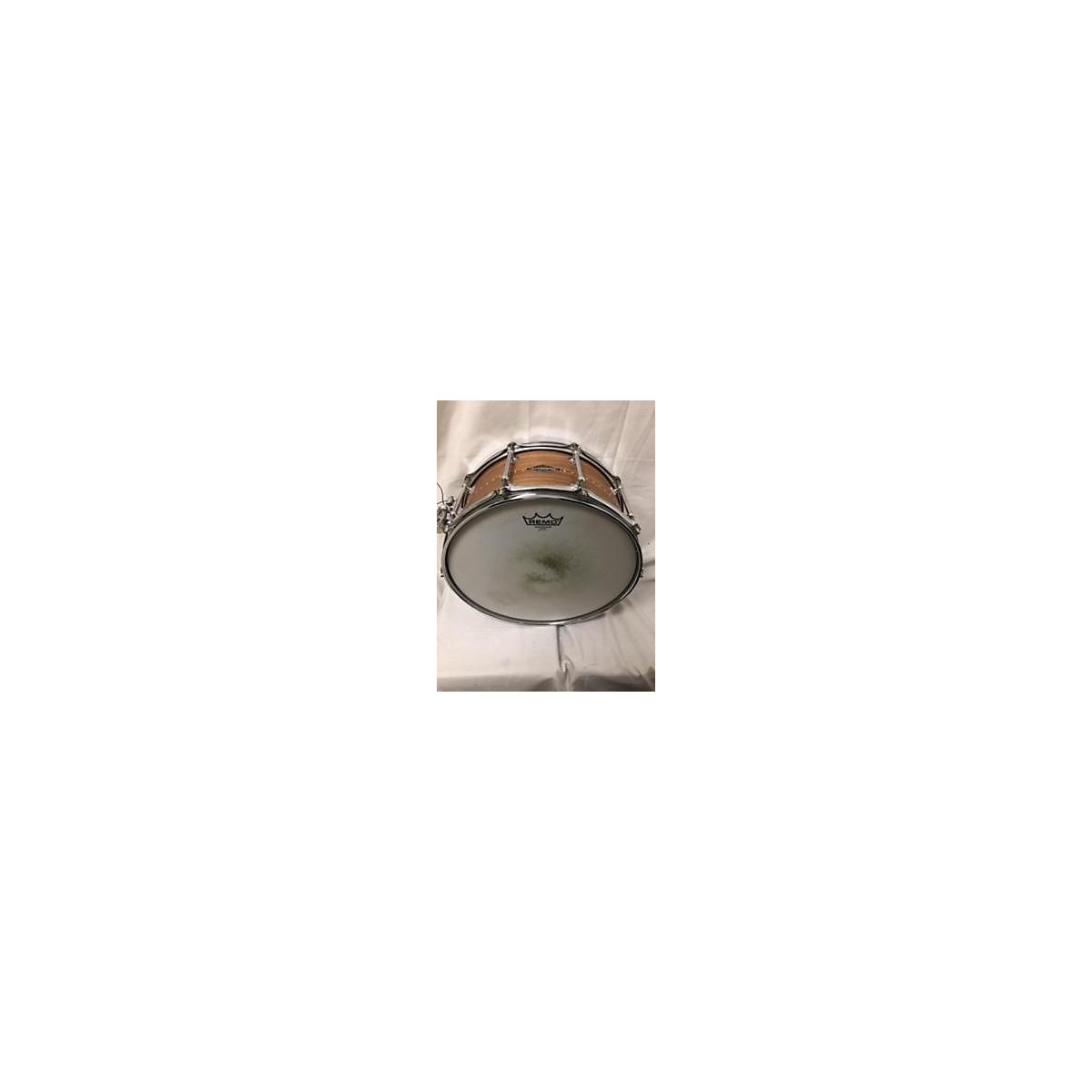 Craviotto 2017 7X14 Walnut Inlay Drum