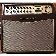 Acoustic 2017 A1000 2x50W Stereo Acoustic Guitar Combo Amp