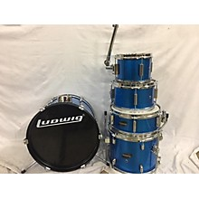 Ludwig 2017 ACCENT CS COMBO JUNIOR Drum Kit