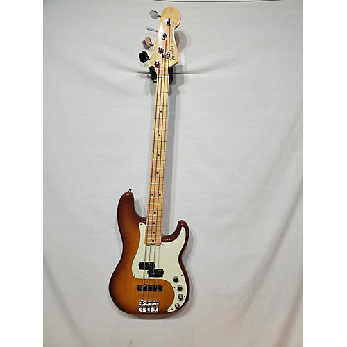 Fender 2017 American Elite Precision Bass Electric Bass Guitar