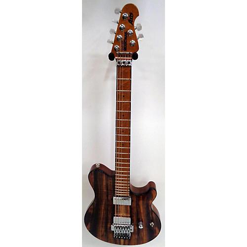Ernie Ball Music Man 2017 BFR AXIS KOA Solid Body Electric Guitar
