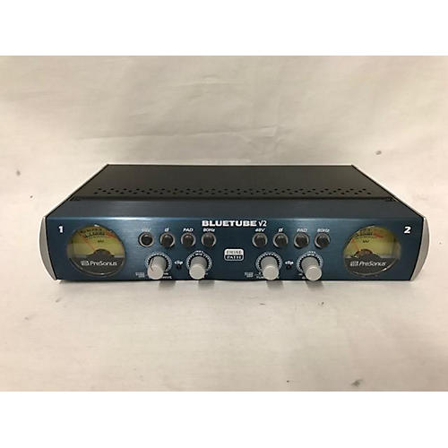 Presonus 2017 BTDP Blue Tube DP V2 Audio Interface