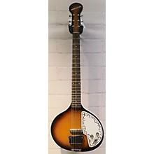 Danelectro 2017 Baby Sitar Resonator Guitar