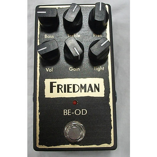 Friedman 2017 Be-od Effect Pedal