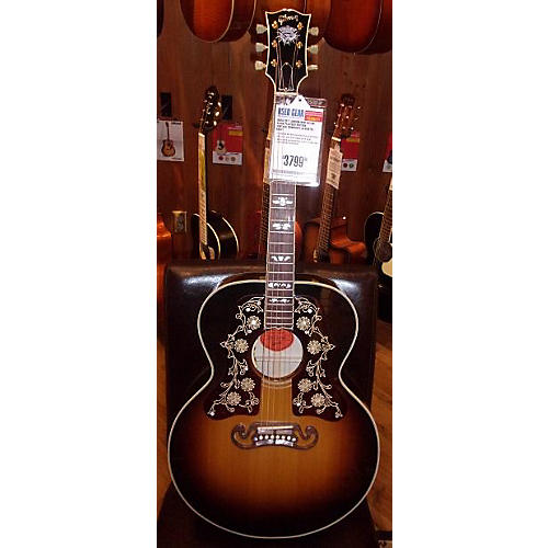 Gibson 2017 Bob Dylan SJ200 Players Edition Acoustic Electric Guitar