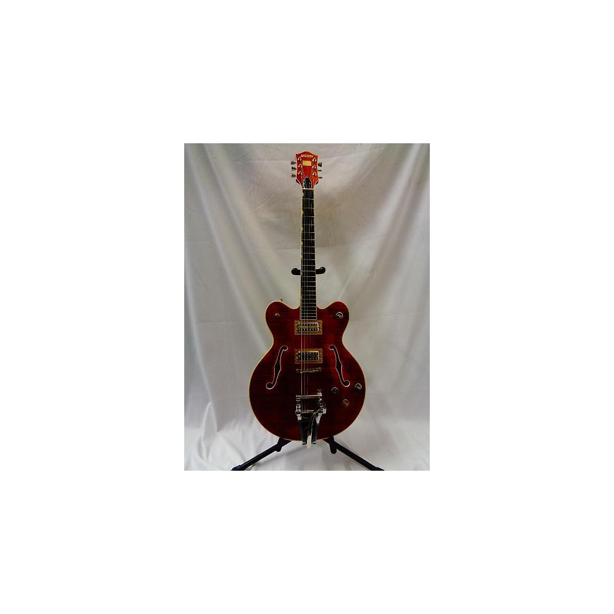 Gretsch Guitars 2017 Broadkaster G6609TDC BBNFM Hollow Body Electric Guitar