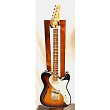 Fender 2017 Classic Player Telecaster Thinline Deluxe Hollow Body Electric Guitar