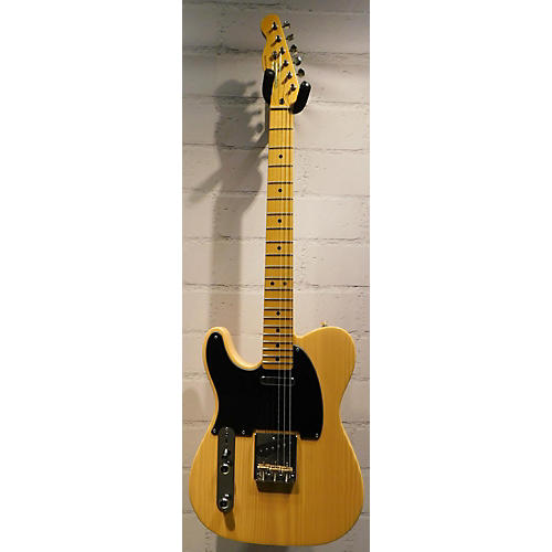 used squier 2017 classic vibe 1950s telecaster left handed electric guitar guitar center. Black Bedroom Furniture Sets. Home Design Ideas