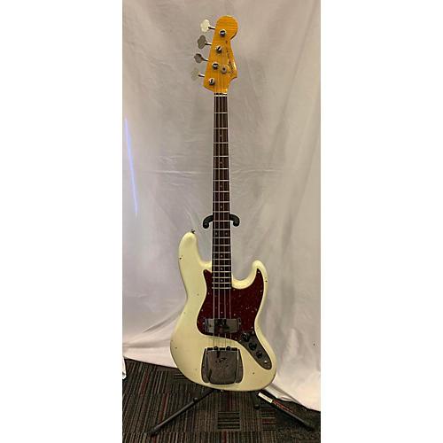 Fender 2017 Cst Shop 1962 Jazz Bass Jrn Electric Bass Guitar