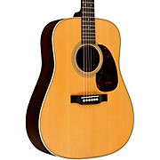 2017 D-28 Dreadnought Acoustic Guitar Natural