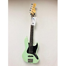 Fender 2017 Deluxe Active Jazz Bass V 5 String Electric Bass Guitar