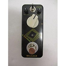 Mooer 2017 Echoverb Effect Pedal
