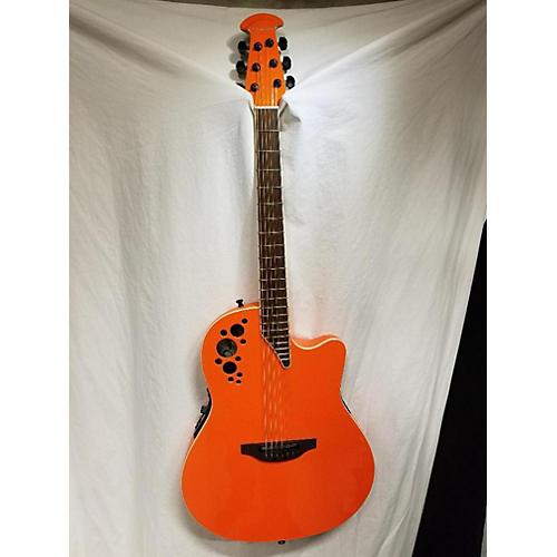 Ovation 2017 EliteTX-1868 Acoustic Electric Guitar