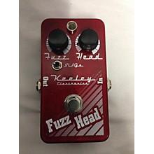 Keeley 2017 Fuzz Head Effect Pedal