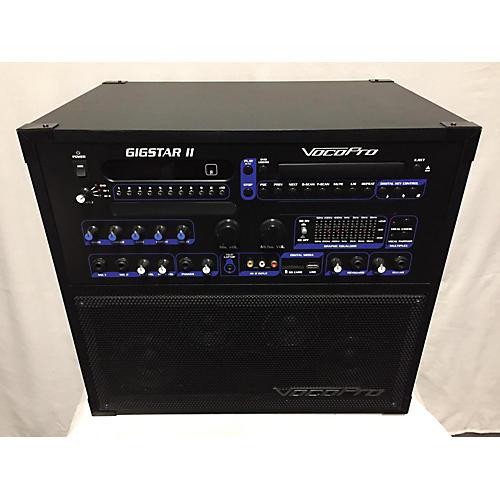 VocoPro 2017 Gigstar II Vocal Processor