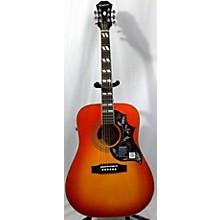 Epiphone 2017 Hummingbird Pro Acoustic Electric Guitar