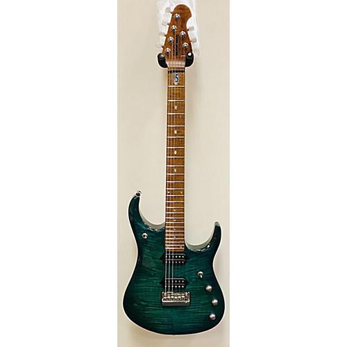Ernie Ball Music Man 2017 JP15 John Petrucci Signature BFR Solid Body Electric Guitar