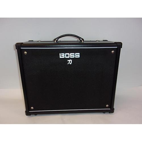 Boss 2017 Katana KTN100 100W 1X12 Guitar Combo Amp