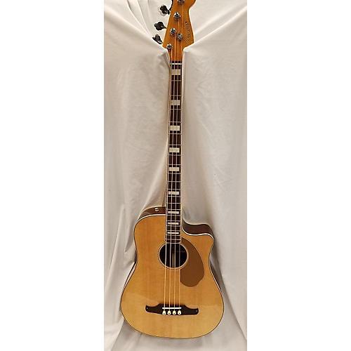 Fender 2017 Kingman Acoustic Electric Bass Acoustic Bass Guitar
