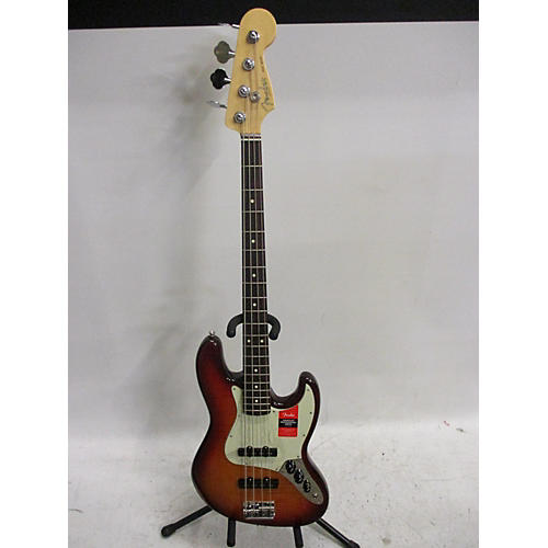 Fender 2017 Limited Edition Exotic Collection Professional Jazz Bass FMT Electric Bass Guitar