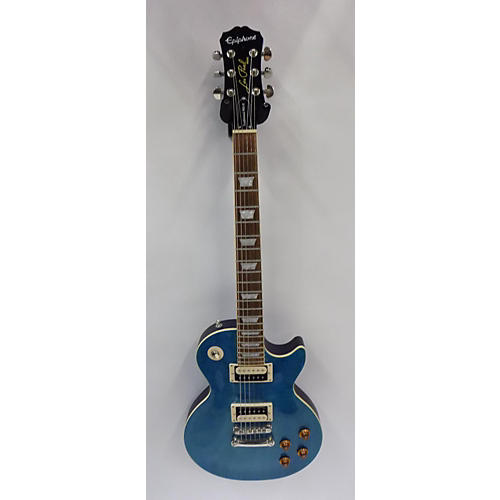 used epiphone 2017 limited edition les paul traditional pro ii solid body electric guitar. Black Bedroom Furniture Sets. Home Design Ideas