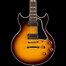 Gibson Custom 2017 Limited Run Johnny A Spruce Top Electric Guitar Tobacco Burst 5-ply Black Pickguard