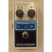 Electro-Harmonix 2017 Looper 360 Nano Pedal