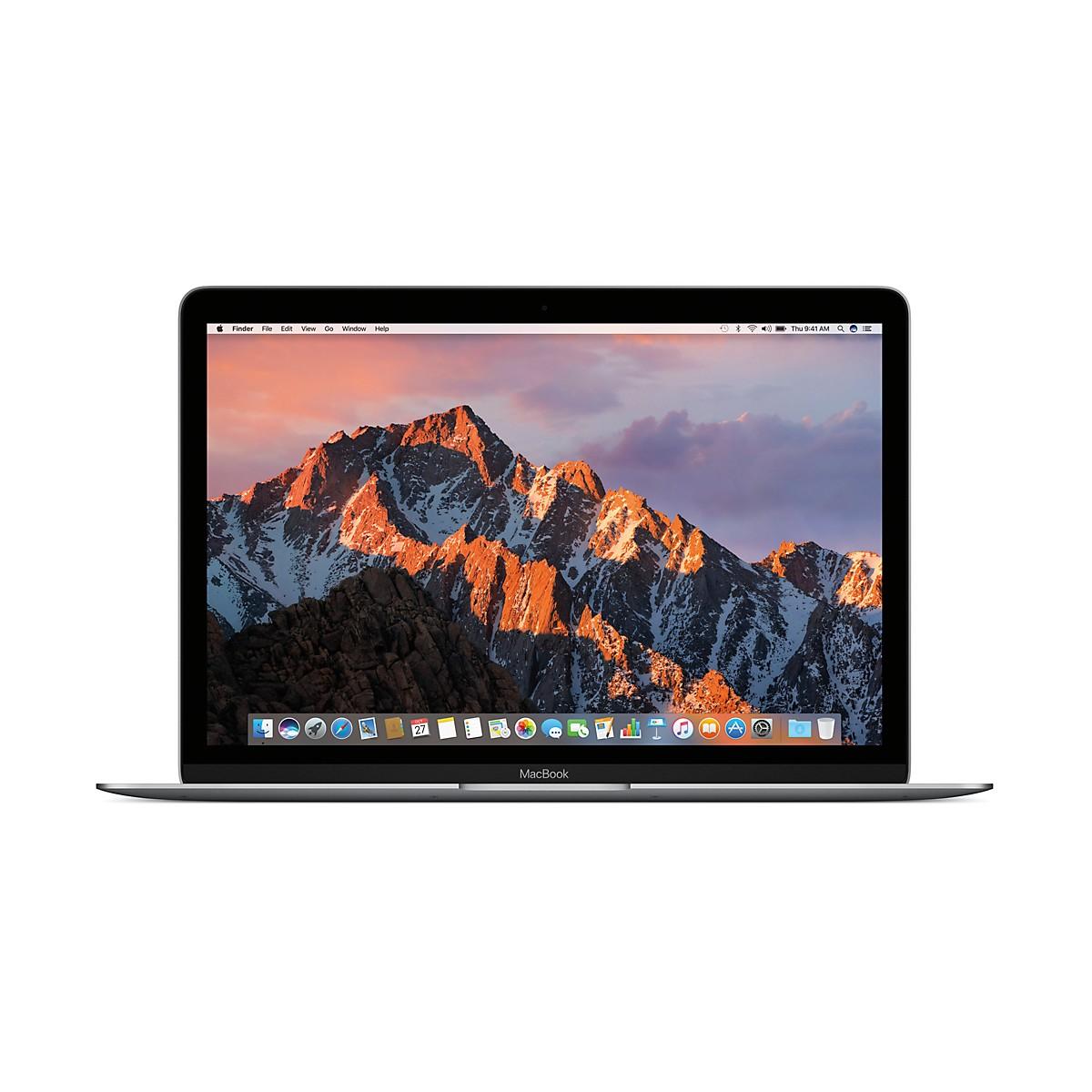 Apple 2017 MacBook 12 in. Core i5 1.3GHz 8GB RAM 512GB SSD Space Gray (MNYG2LL/A)