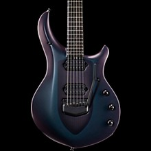 Ernie Ball Music Man 2017 Majesty 6 Black Hardware Electric Guitar Arctic Dream