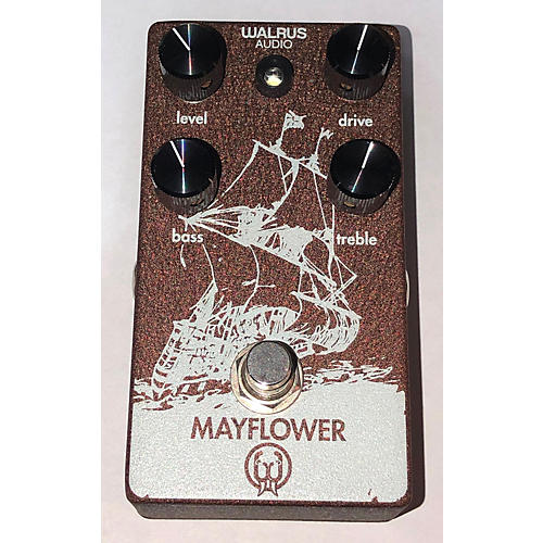 used walrus audio 2017 mayflower effect pedal guitar center. Black Bedroom Furniture Sets. Home Design Ideas