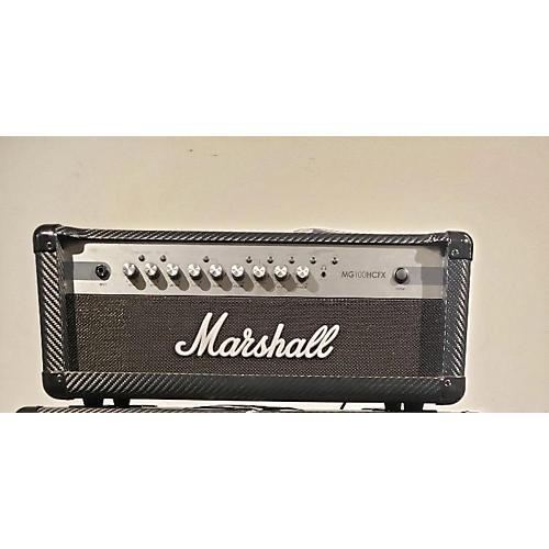 Marshall 2017 Mg100hcfx Solid State Guitar Amp Head