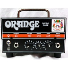 Orange Amplifiers 2017 Micro Dark Guitar Amplifier Head Solid State Guitar Amp Head