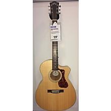 Guild 2017 OM-240CE Acoustic Electric Guitar