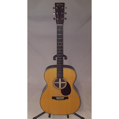 Martin 2017 Om28 Acoustic Guitar