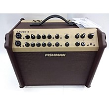 Fishman 2017 PROLBX002 Loudbox Pro 600W Acoustic Guitar Combo Amp
