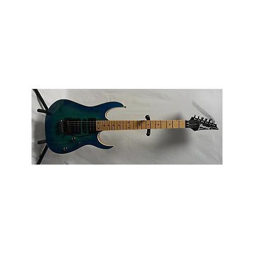 Ibanez 2017 Rg470ahm Solid Body Electric Guitar