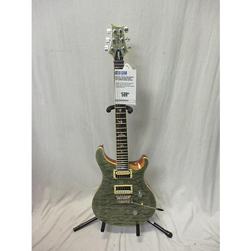 PRS 2017 SE Sweetwater Exclusive Custom 24 Quilt Top Solid Body Electric Guitar