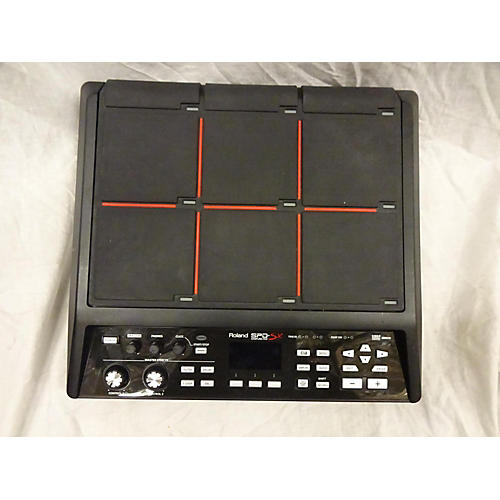 used roland 2017 spd sx midi controller guitar center. Black Bedroom Furniture Sets. Home Design Ideas