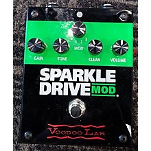 Voodoo Lab 2017 Sparkle Drive Mod Overdrive Effect Pedal