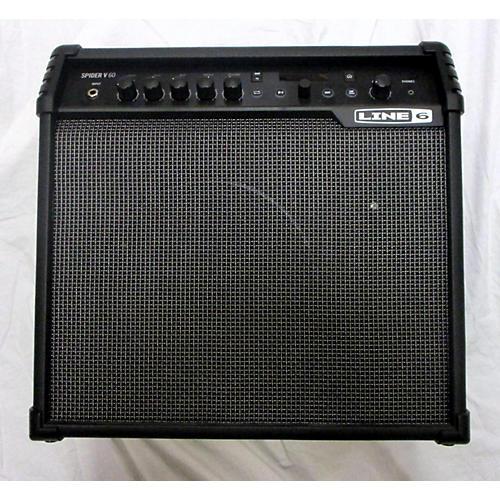 Line 6 2017 Spider V 60 Guitar Combo Amp