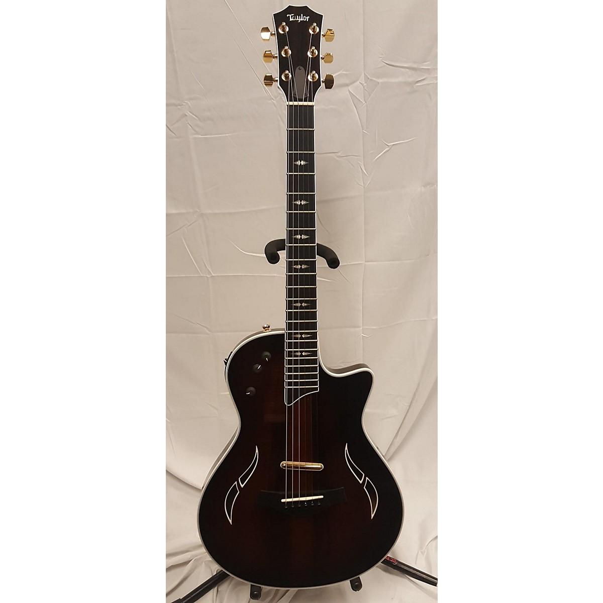 Taylor 2017 T5Z Custom Koa Hollow Body Electric Guitar