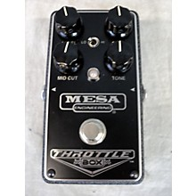 Mesa Boogie 2017 Throttle Box Effect Pedal