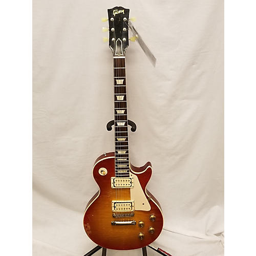 Gibson 2017 Time Machine Tom Doyle 59 Les Paul Solid Body Electric Guitar