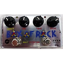 Zvex 2017 Vexter Box Of Rock Distortion Boost Effect Pedal