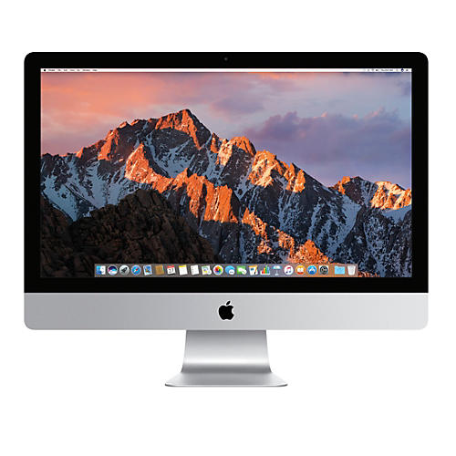 Apple 2017 iMac 27 in. Retina 5K 3.5GHz i5 8GB RAM 1TB Fusion Drive (MNEA2LL/A)