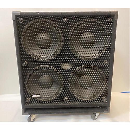 Avatar 2018 1400W 4X10 BASS CABINET Bass Cabinet
